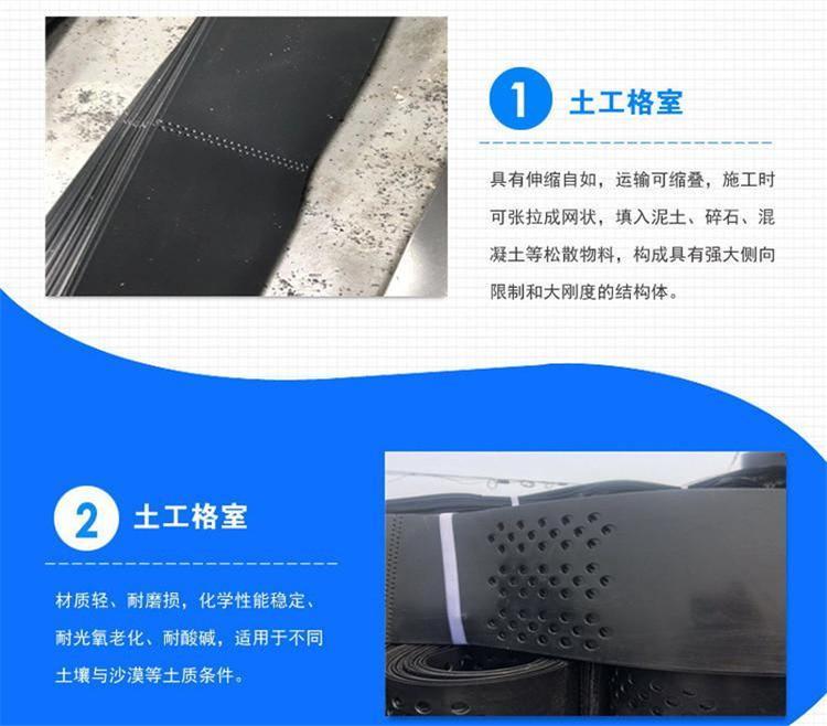 土工格室(集团-公司)惠州护坡用土工格室