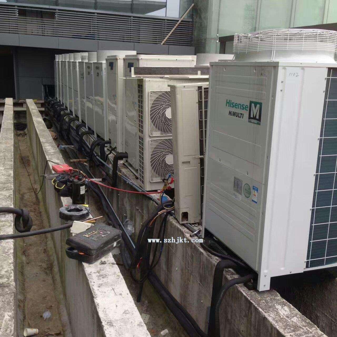 广州黄埔区二手空调正规回收公司