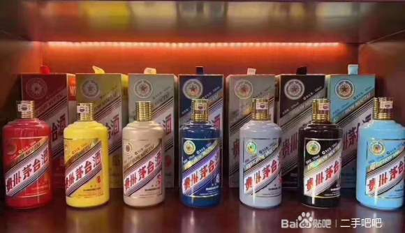 西咸1.5升茅台酒瓶盒子价格 高价回收
