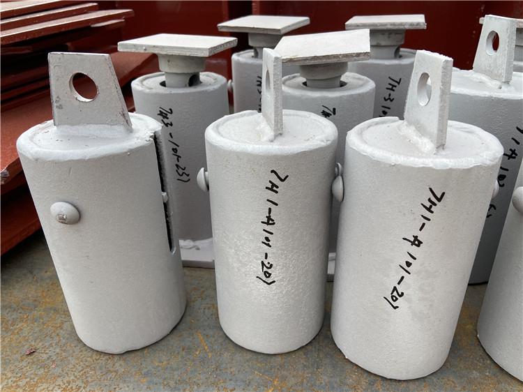 潍城发电厂Z5焊接滑动支座不断进步