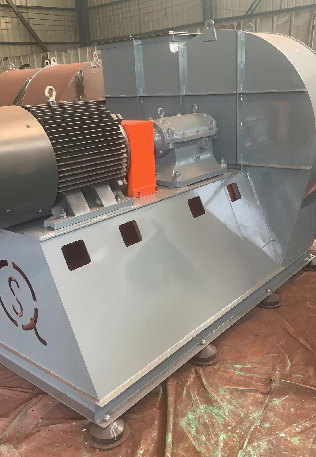 吉林市4-2X72-8E轴流风机产品报价