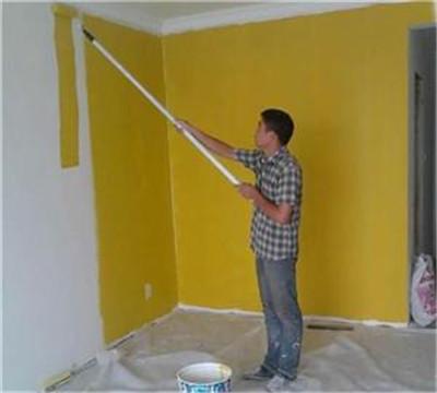 昌家庭刷漆施工流程--我们是专业的
