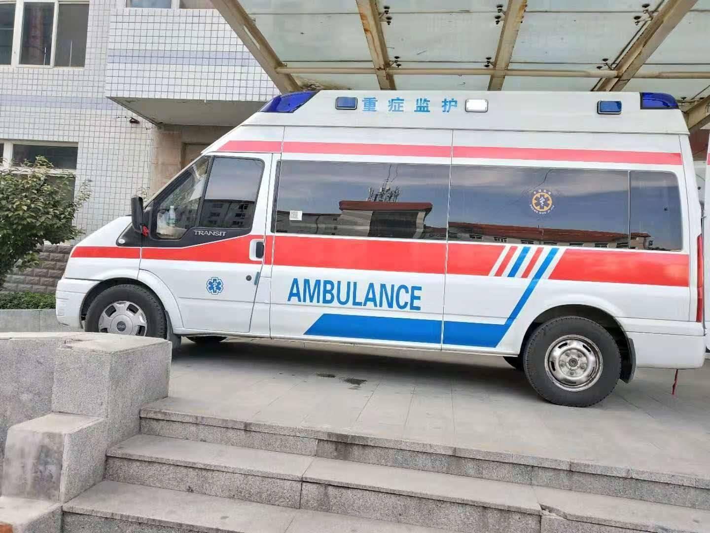 衢州救护车送病人回家救护车收费标准转运