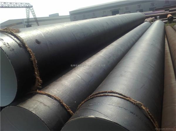 污水排放防腐钢管厂五原