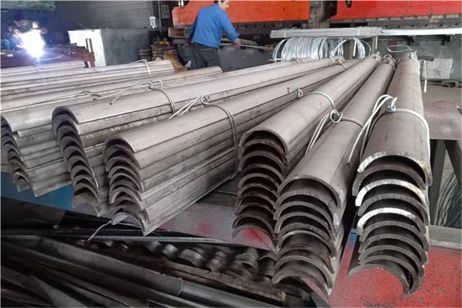 苏州1Cr18Ni9Ti(321)防磨罩-冶建金属