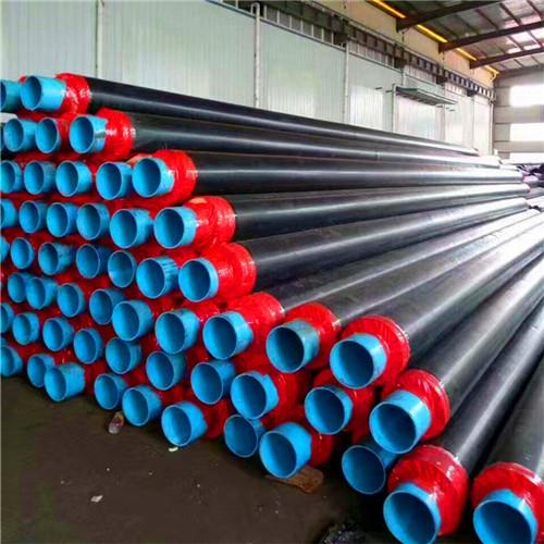 陕西省宝鸡市热力工程用保温螺旋钢管厂家