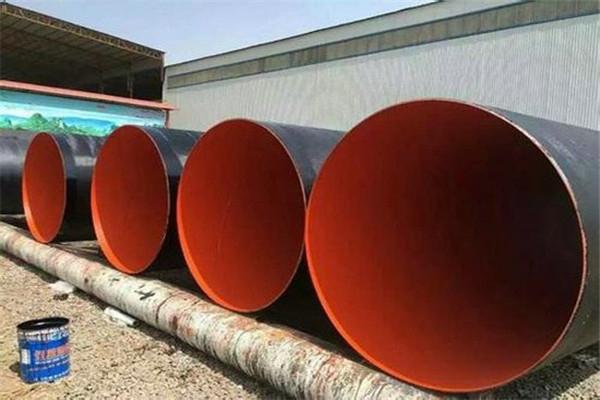 【友浩】架空输水管线用螺旋钢管多少钱一米-广州市