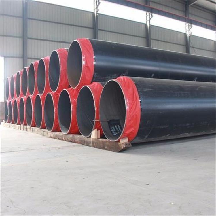 大庆市化工输水管线用螺旋钢管质量有保障