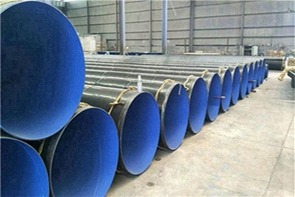 【友浩】小口径直缝焊接防腐钢管技术保证-周口市