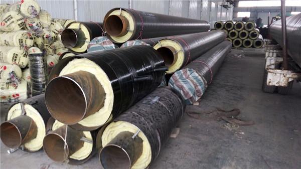钢套钢预制直埋复合保温管加工厂家义乌