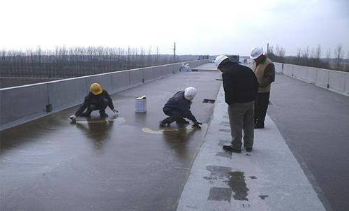 无锡市防水公司一锡山区羊尖镇阳台渗水多年防水补漏
