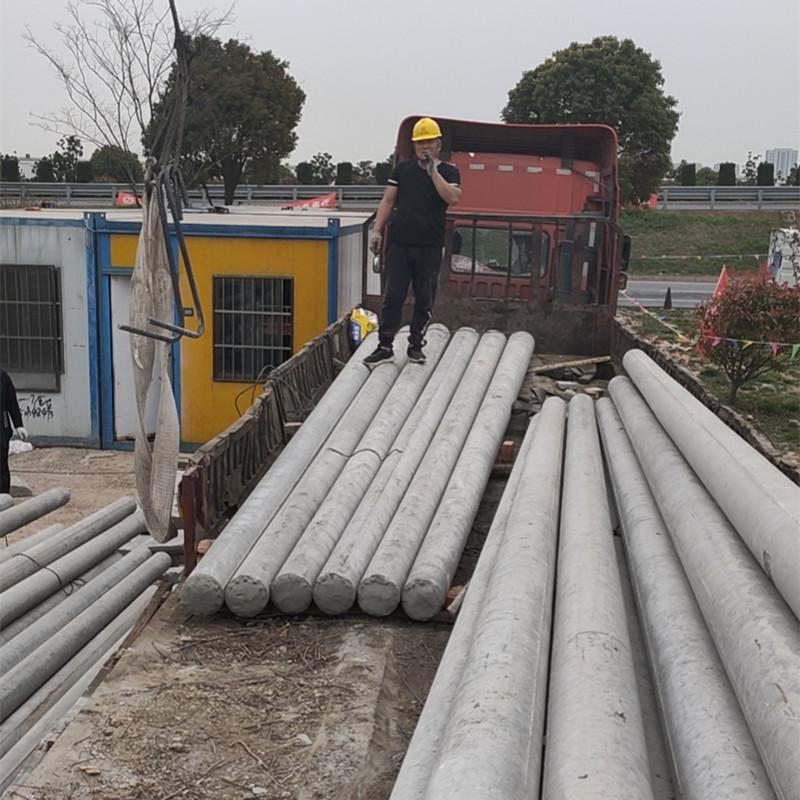 围场18米焊接水泥杆厂家价格