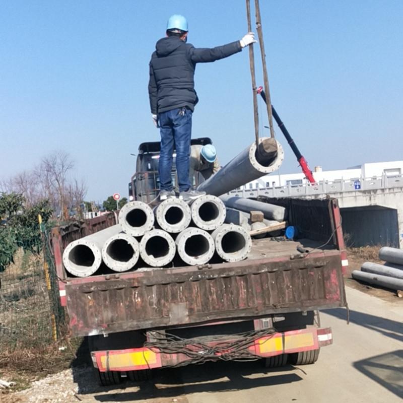 宁乡9米水泥电杆生产厂家
