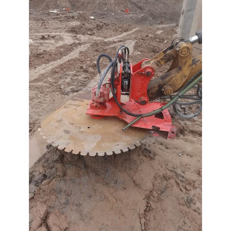 360°能旋转的挖改切割锯:优惠处理—田阳县