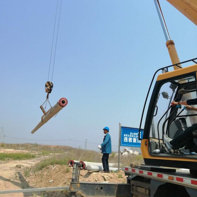 襄阳襄州21米弯矩电杆一根多少钱