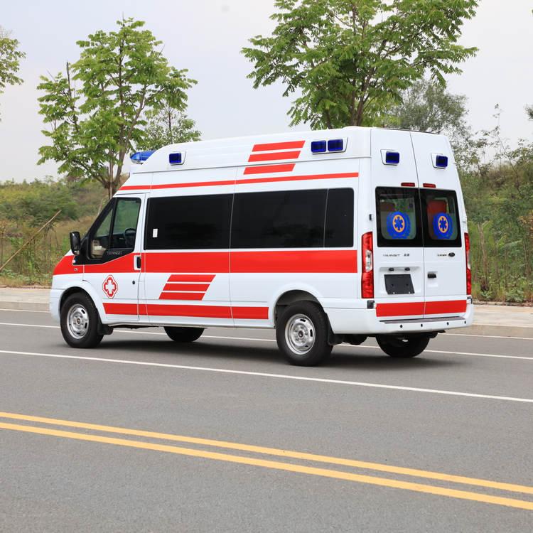 【在线咨询】衢州专业病人转院120救护车收费标准