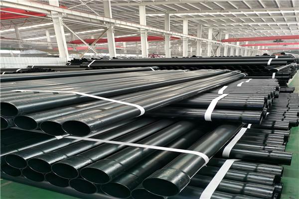 佳木斯汤原DN200小区供暖用保温螺旋管厂家