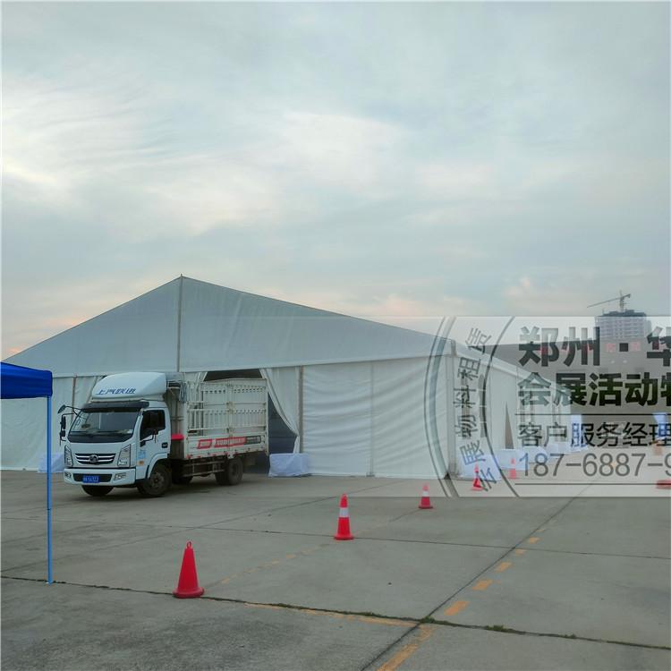 西安市25米遮阳篷房租赁舞台桌椅出租全新