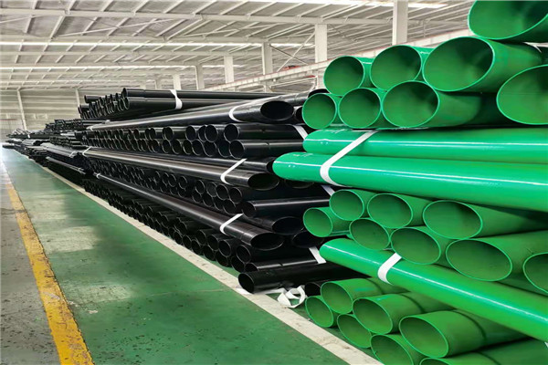 鹤峰DN200小区供暖用保温螺旋管厂家
