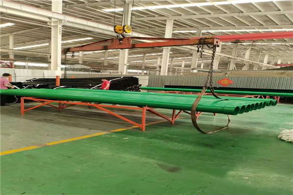 乌马河DN400小区供暖用保温螺旋管厂家