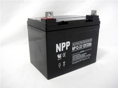 新余耐普NPG12-120 12v120ah铅酸蓄电池生产厂家