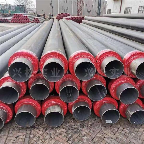 陇南市高密度聚乙烯聚氨酯保温薄壁不锈钢管含税价格-河北兴松实业