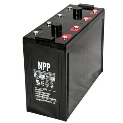 玉树耐普铅酸蓄电池NP2-300 2v300ah实体厂家