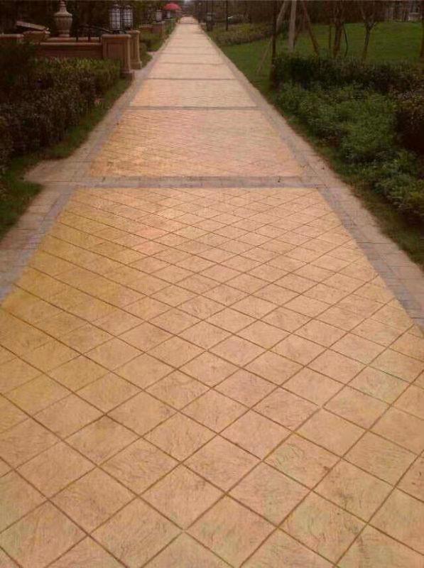 盐城市生态透水地坪专业打造高品质绿色环保新国标