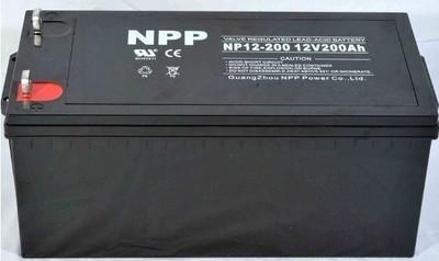 朝阳耐普铅酸蓄电池NP6-4 6v4.0ah现货畅销