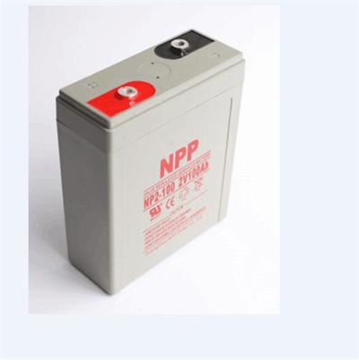 淮南耐普铅酸蓄电池NP2-1000 2v1000ah批发价格