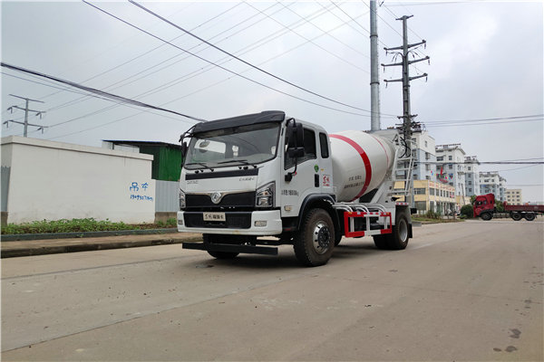 襄阳6方水泥罐车销售厂家