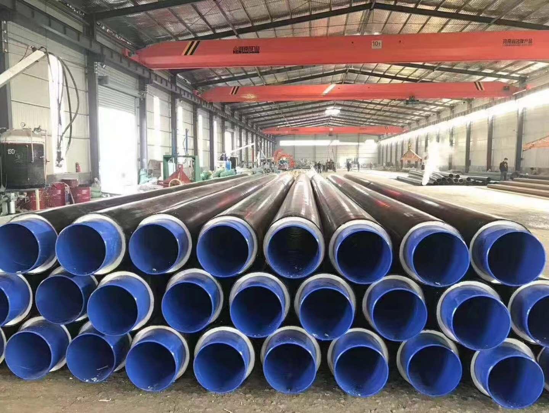 信阳淮滨DN350小区供暖用保温螺旋管厂家