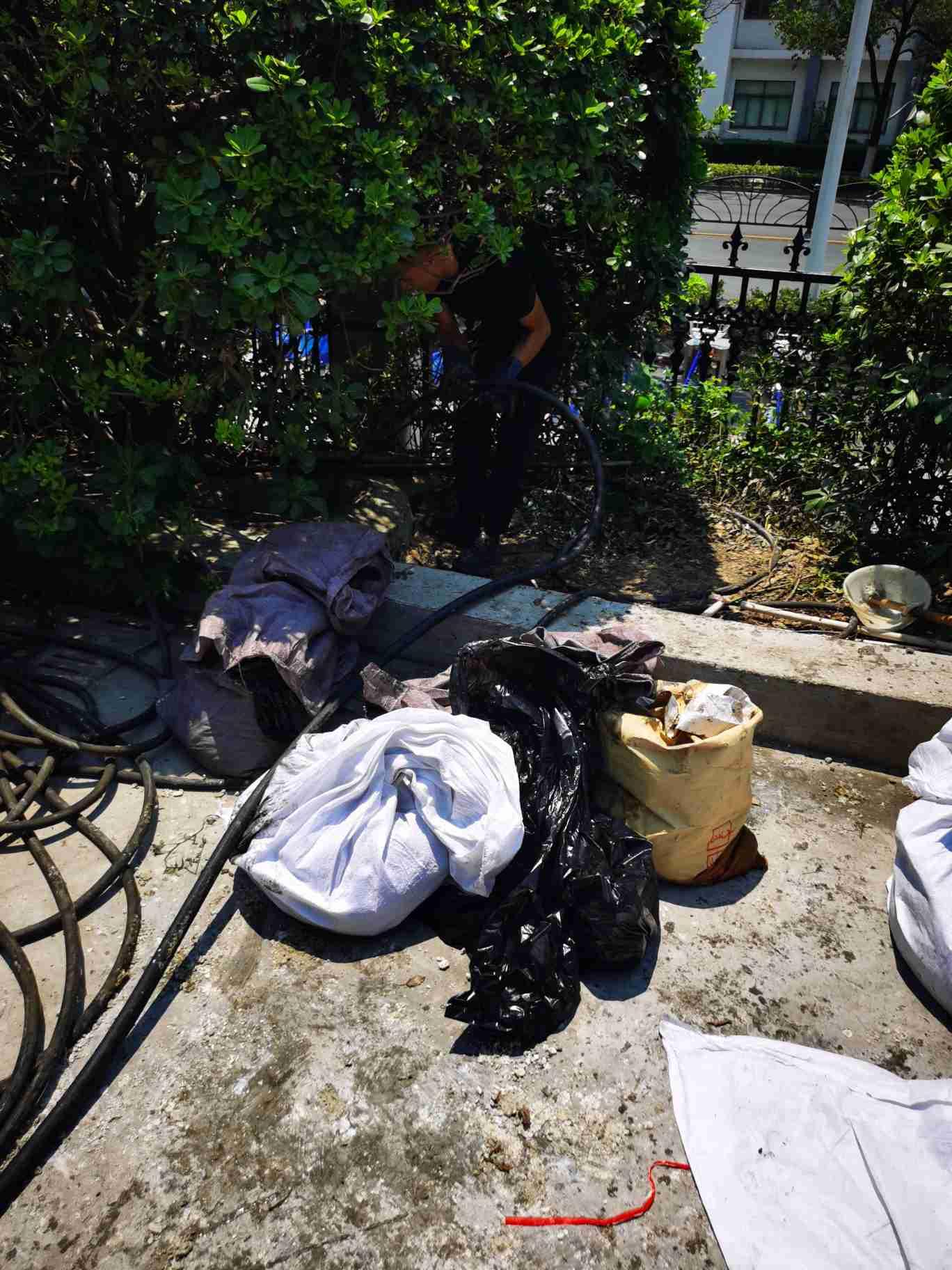 蓄水池清理公司*嘉兴市化粪池清理在线咨询