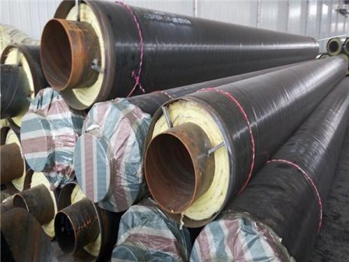 北京市延庆县聚氨酯保温直埋钢管生产厂