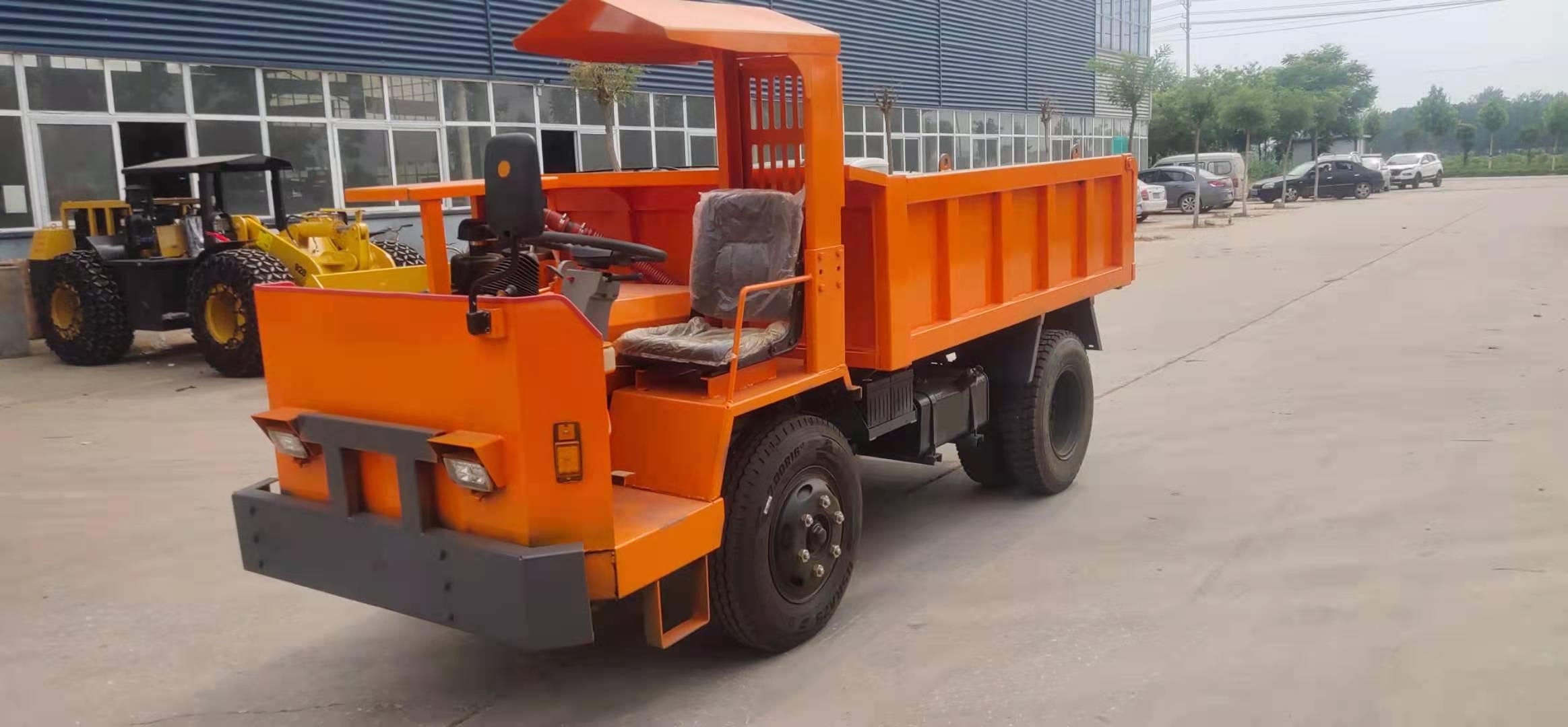 15吨四不像工程自卸车、矿山四不像车峨山
