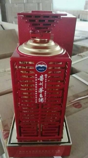 2.5升猪年茅台酒酒瓶回收 --报价靠谱