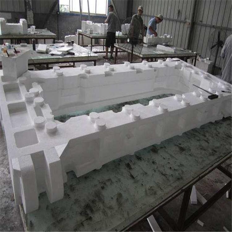 大兴安岭塔河Cr28Ni48W5Co5耐热铸钢铸造滑块