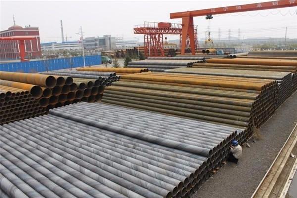 泰安外径1720保温用大直径双面埋弧螺旋焊接钢管厂家欢迎来电咨询