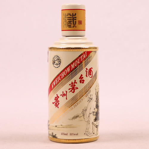 朝阳卡慕茅台酒瓶回收价格值多少钱