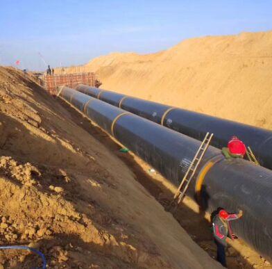 高温直埋式预制保温500mm钢管价格报价一米价格