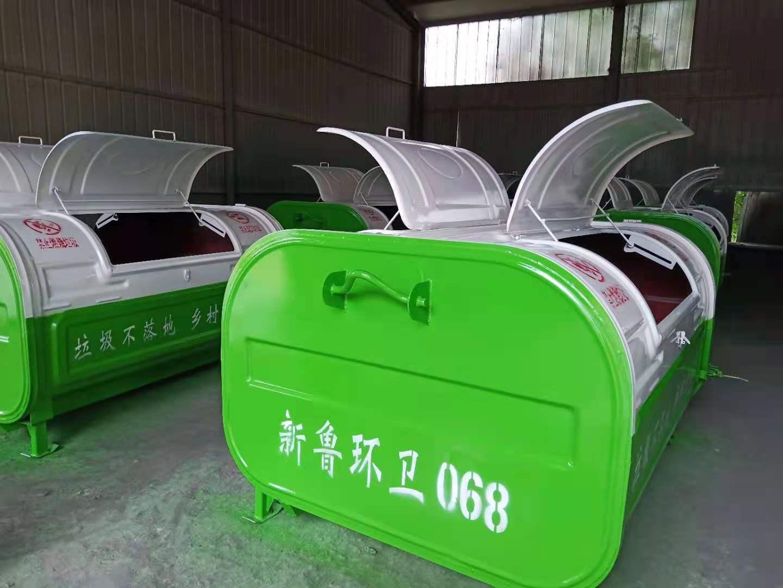 福建环卫垃圾箱分类和特点