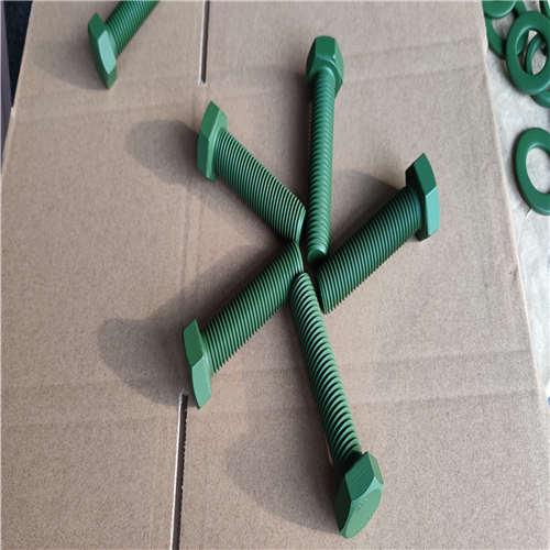 大姚美制B7不銹鋼特氟龍雙頭螺栓全螺紋螺柱哪家有現貨