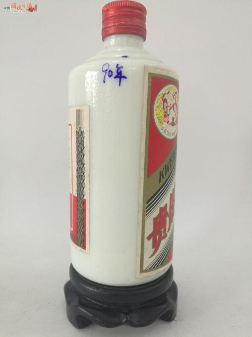 【空酒瓶】2.5升狗年茅台酒瓶回收多少钱价格表一览