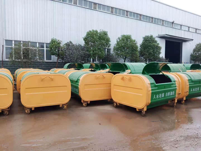 北京5方垃圾箱批发定制