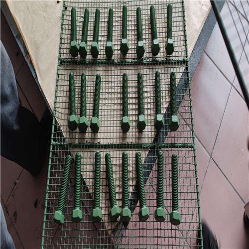 阳泉定8.8级GB32.1特氟龙打孔螺丝批发价格