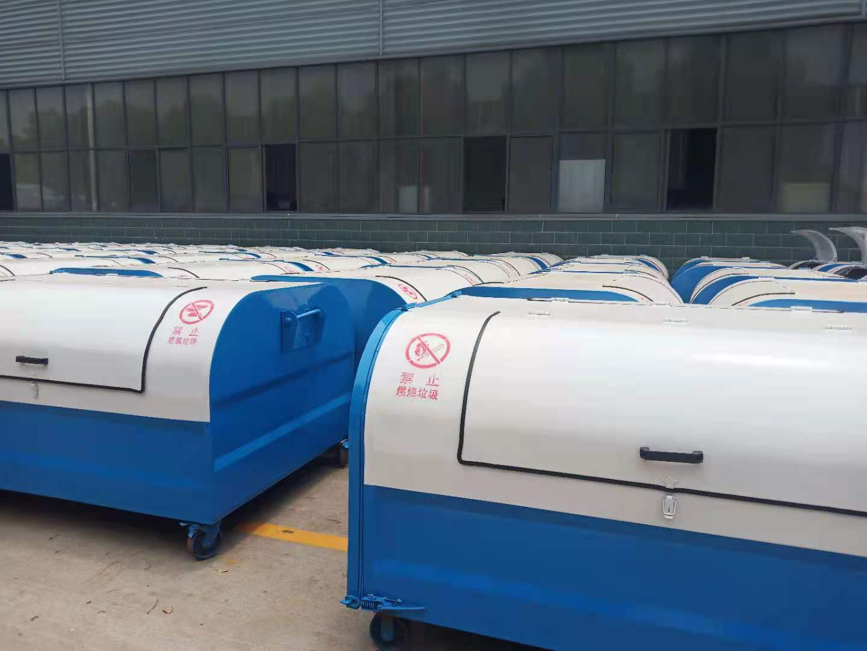天津室外垃圾箱批发厂家