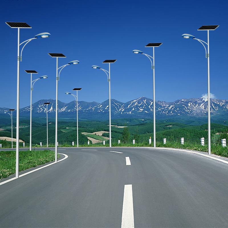 遵化6米太阳能路灯农村30瓦找哪家
