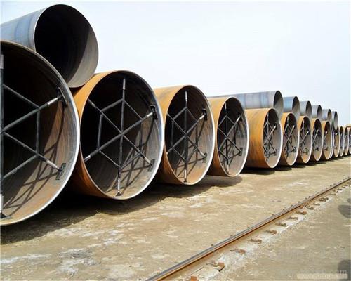 全天候服务D325*7mm螺纹钢管厂家定制
