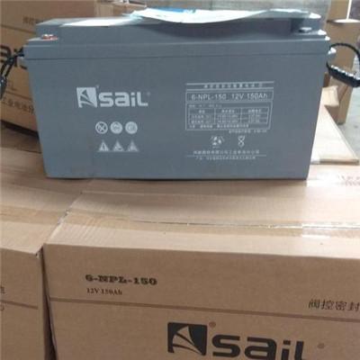 岳陽風帆 6-GFMJ-55 12v55ah鉛酸蓄電池廠家直銷