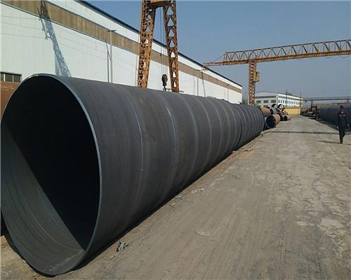 全天候服务DN500mm埋弧焊螺旋钢管工艺价格